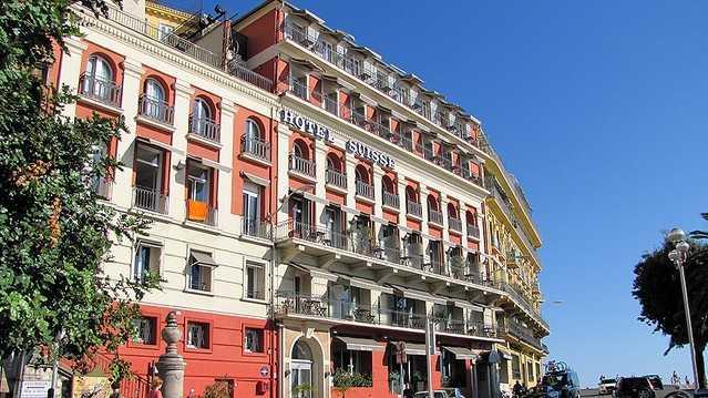 Nice - Hôtel Suisse Nice ****
