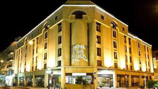 Nice - Hôtel Nice Riviera ****