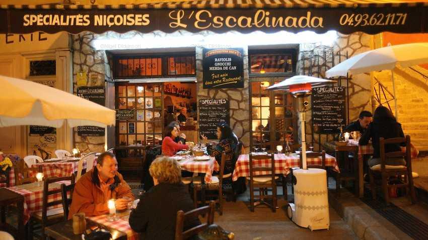 L 39 escalinada cuisine ni oise nice nice city life for Restaurant cuisine nicoise nice