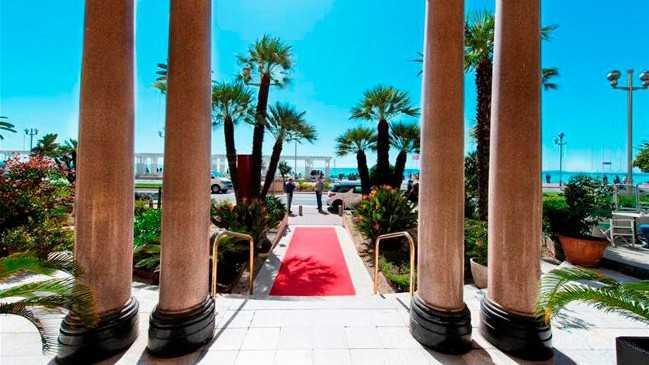 Nice - Hôtel Le Royal Nice Promenade