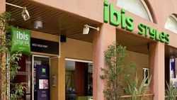Ibis Styles Nice  Port ***