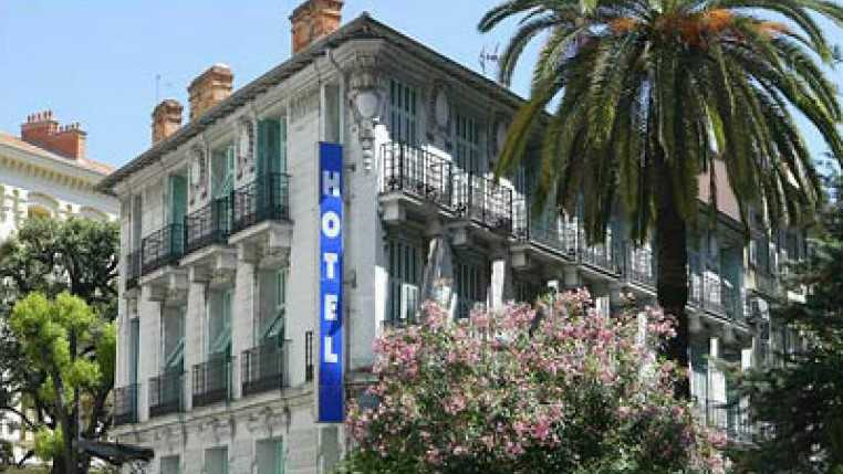 Nice - Hôtel Villa Rivoli ***