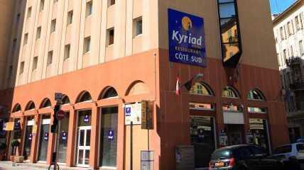 Nice - Kyriad Nice Port **