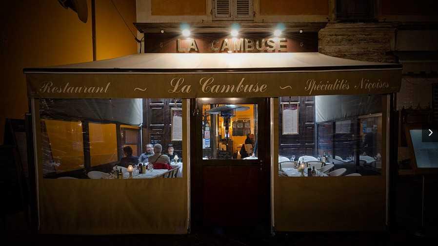 Nice - La Cambuse