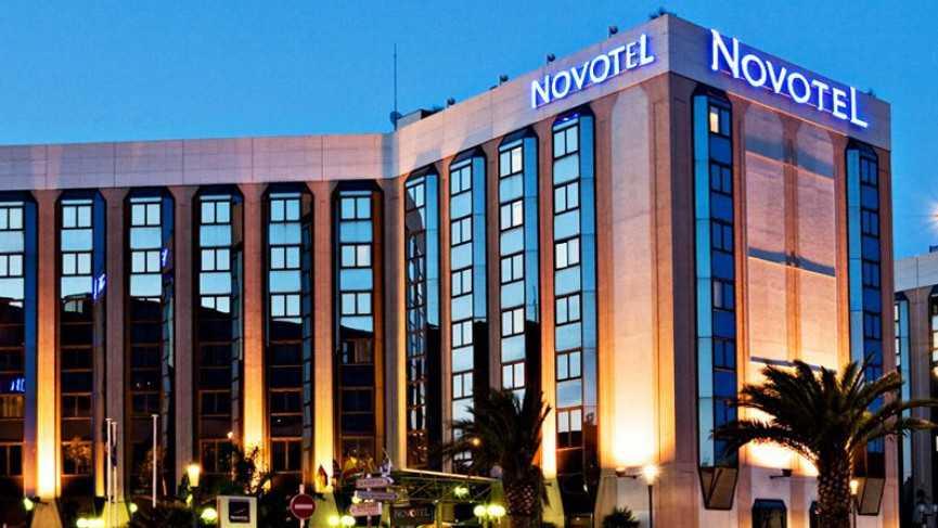 Nice - Novotel Nice Centre Acropolis
