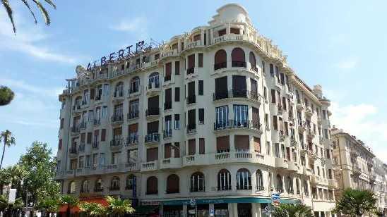 Nice - Hôtel Albert 1er ***