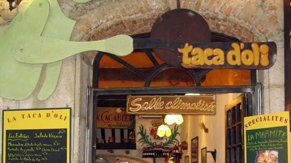 Nice - La Taca d'Oli