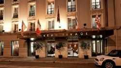 Hôtel Beau Rivage ****