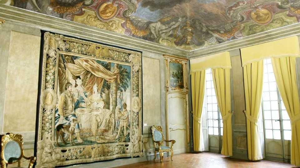 Nice - Le Palais Lascaris
