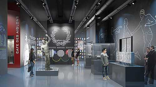 Nice - Musée National du Sport