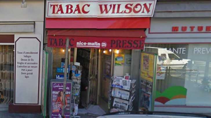 Nice - Tabac Wilson