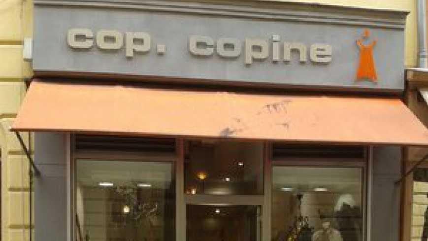 Nice - Cop-Copine