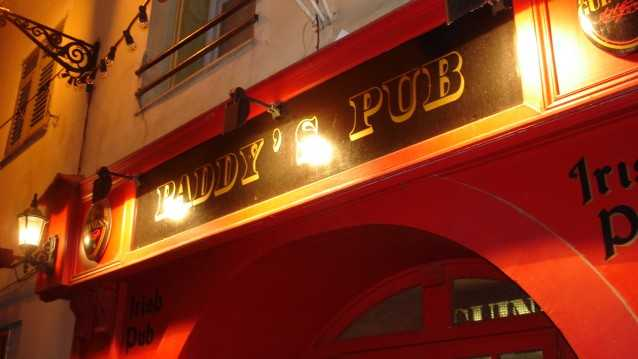 Nice City Life - Paddy's Irish Pub