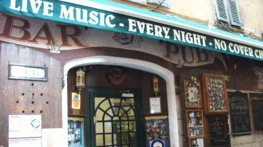 Nice - Le Bulldog Pub - Pompéï