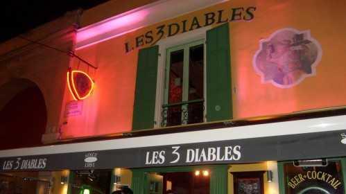 Nice - Les 3 Diables