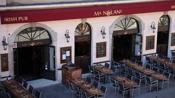 Nice - Ma Nolans Irish Pub - Vieux Nice