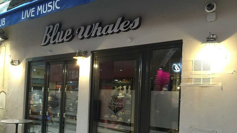 Nice City Life - Le Blue Whales