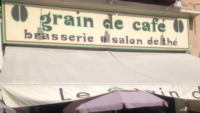 Nice - Le Grain de Café