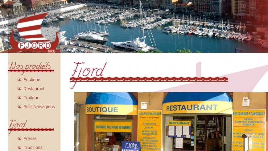 Nice - Fjord Restaurant