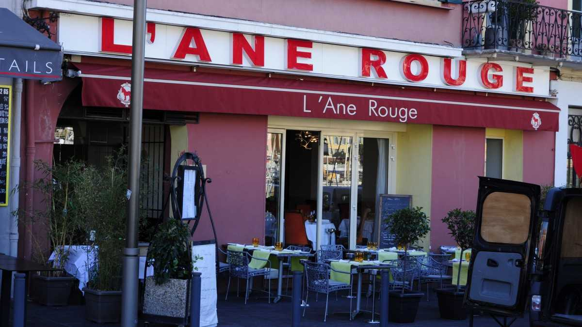 Nice - L'Ane Rouge