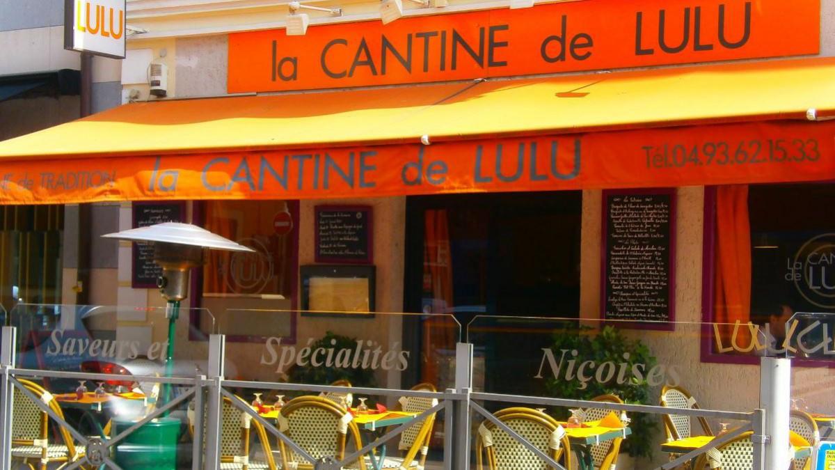 Nice - La Cantine de Lulu
