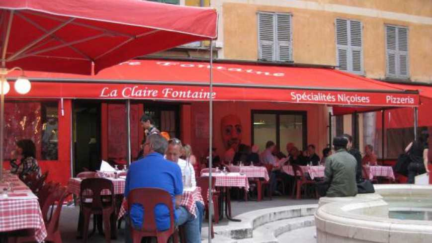 Nice - La Claire Fontaine