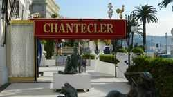 Le Chantecler - Negresco Nice