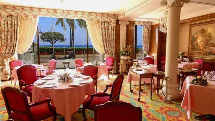Nice - Le Chantecler - Negresco Nice
