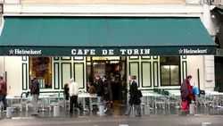 Le Grand Café de Turin
