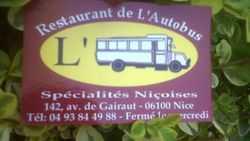 Restaurant l'Autobus