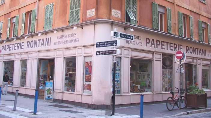 Nice - Papeterie Rontani
