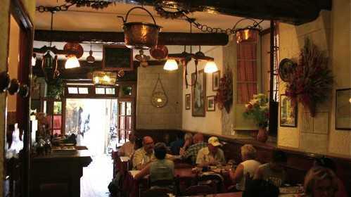 Restaurant acchiardo cuisine ni oise nice nice city life for Restaurant cuisine nicoise nice