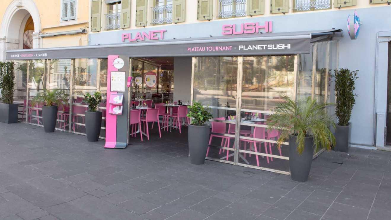 Nice - Planet Sushi Jean Jaurès