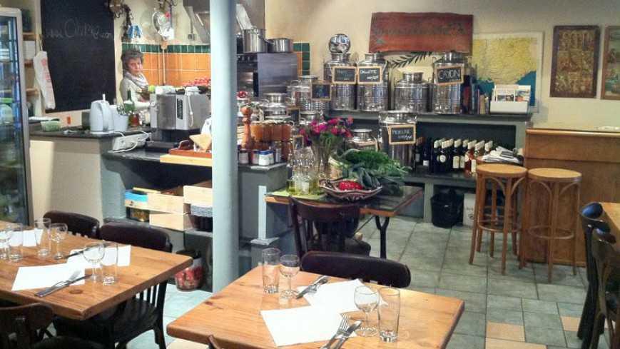 Nice - Oliviera Restaurant