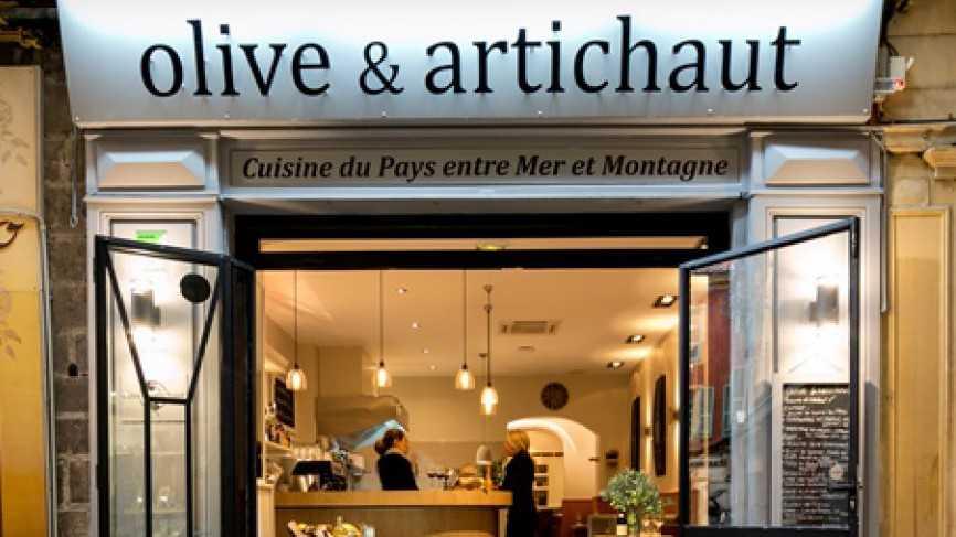 Nice - Olive & Artichaut Restaurant