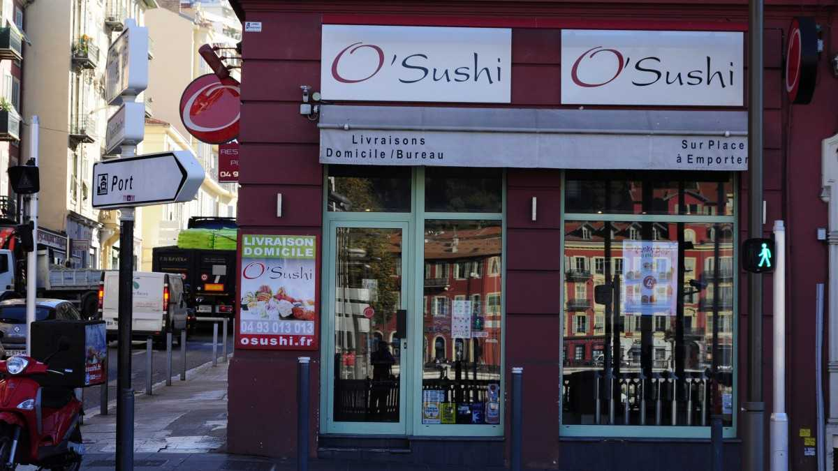 Nice - O'Sushi - Nice Port