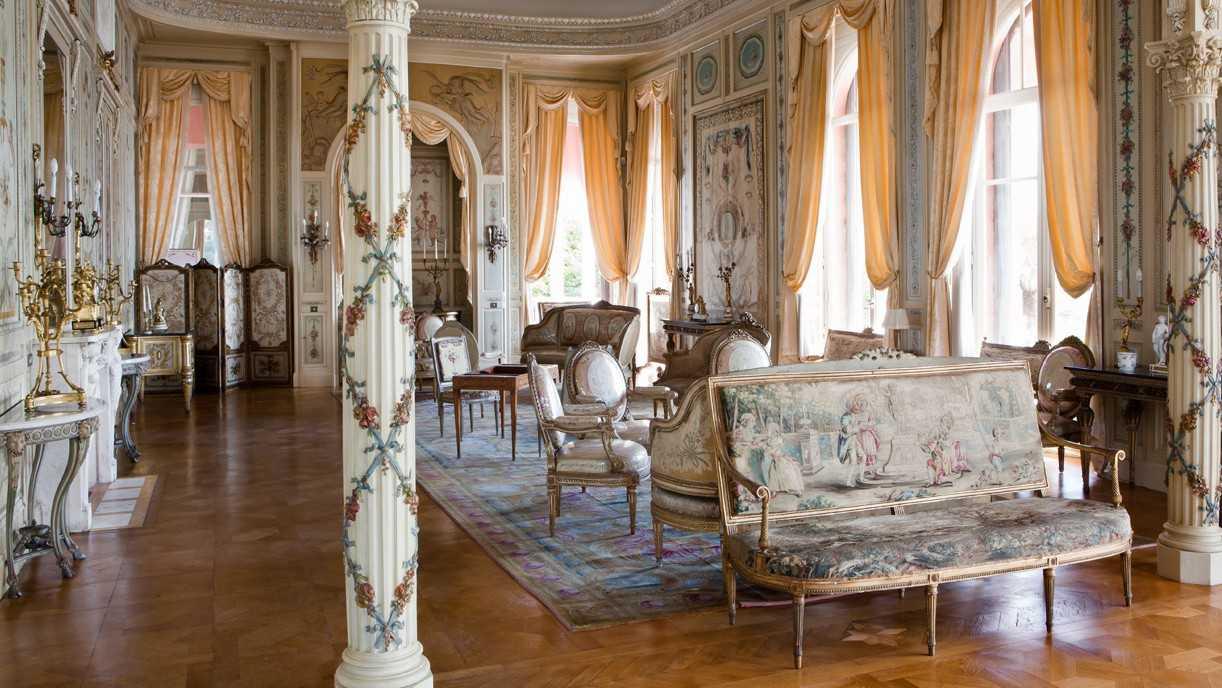 Nice - Villa Ephrussi de Rothschild