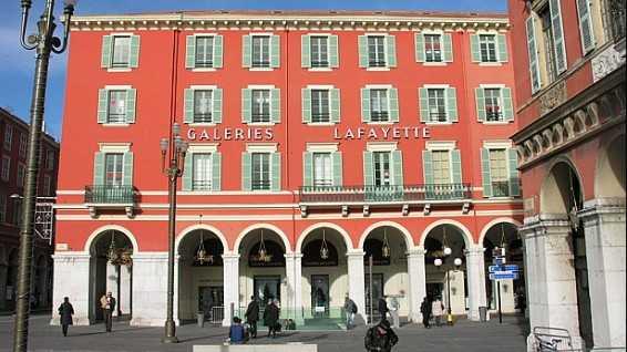 Nice - Galeries Lafayette Nice Masséna