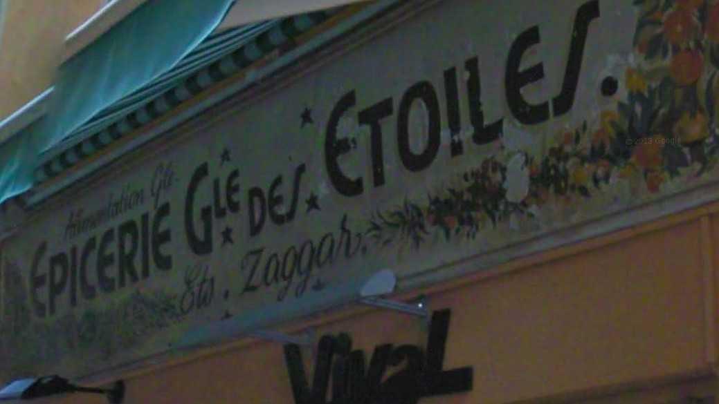 Nice - Epicerie Générale des Etoiles
