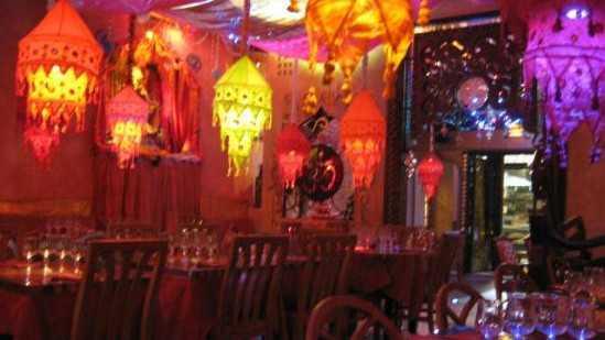 Nice - Indian Lounge