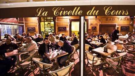 Nice - La Civette du Cours