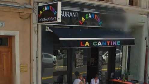 Nice - La cantine