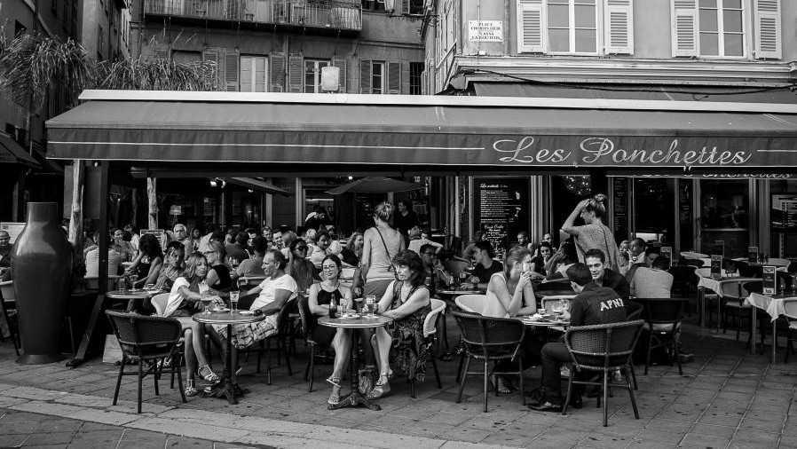 Nice - Les Ponchettes