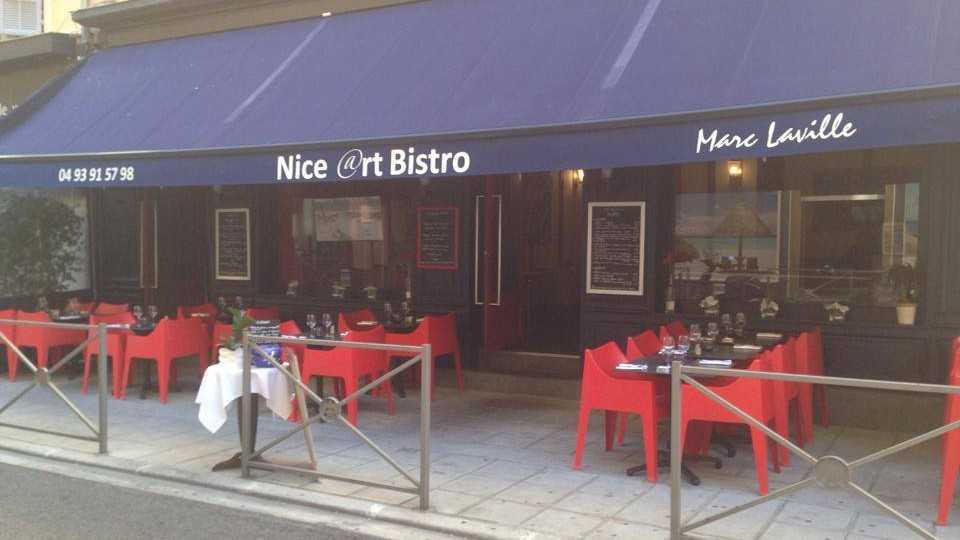 Nice - Nice @rt  Bistro
