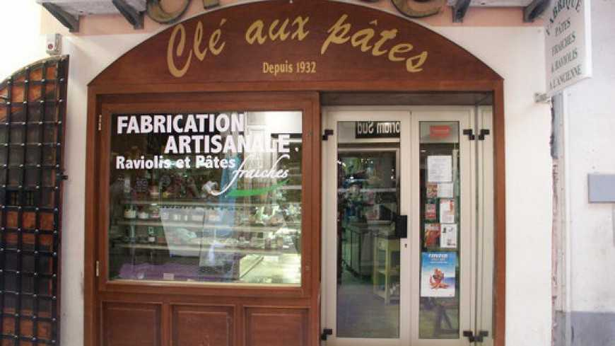 Nice - Clé aux Pâtes