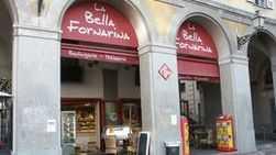 A La Bella Fornarina