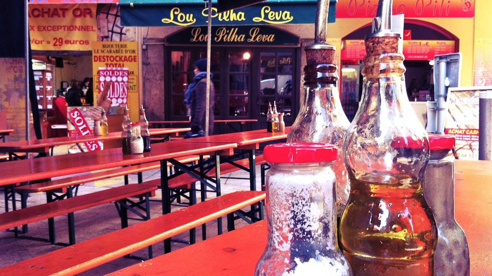Nice - Lou Pilha Leva