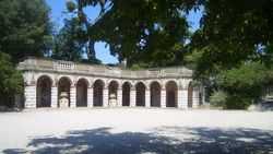 Les fouilles du Chateau