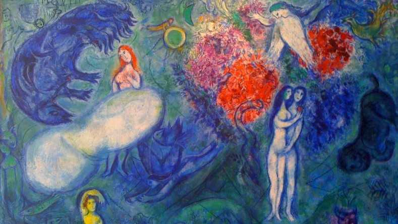 Nice City Life - Musée National Marc Chagall