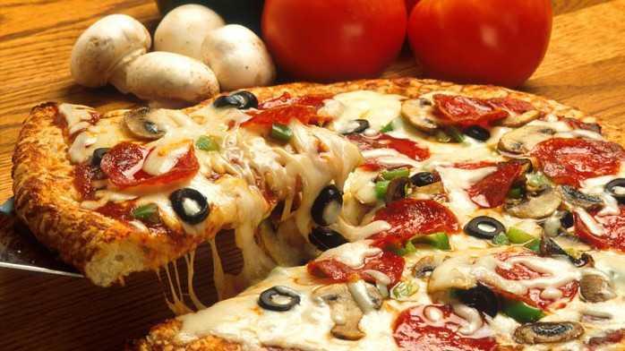 Nice - La pizza du cours
